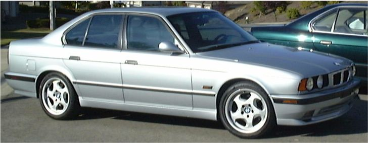 bmw 540i 1995 review amazing pictures and images look at the car. Black Bedroom Furniture Sets. Home Design Ideas
