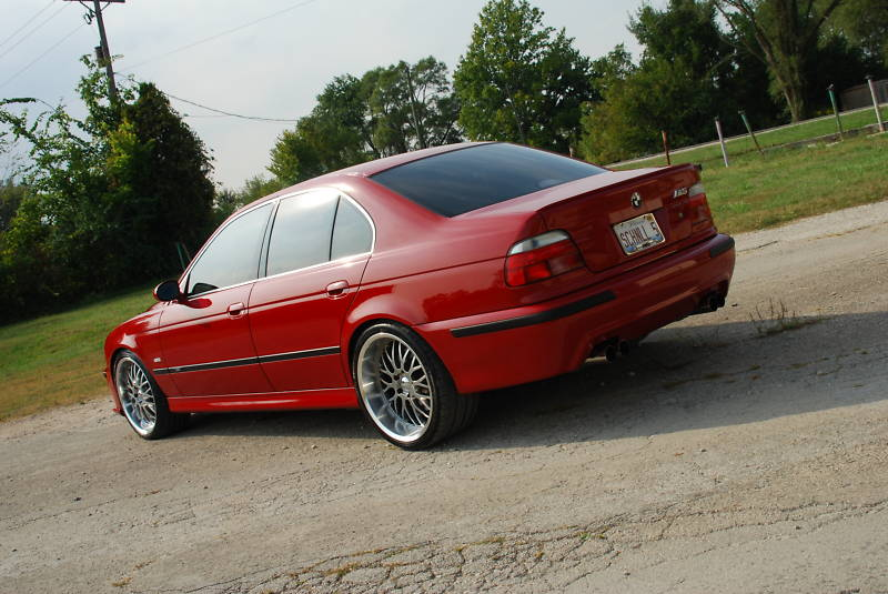 Bmw 540i 2000 Review Amazing Pictures And Images Look