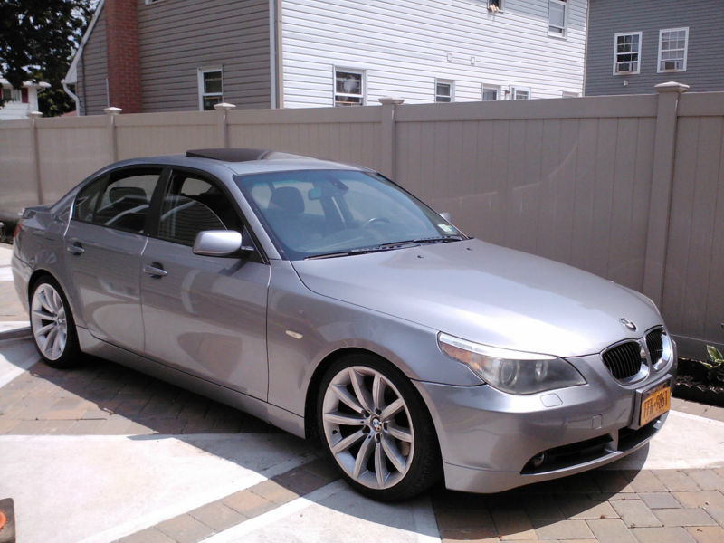 Bmw 540i 2004 Review Amazing Pictures And Images Look