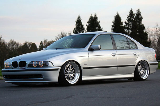 BMW I Review Amazing Pictures And Images Look At The Car - Bmw 540i 2005