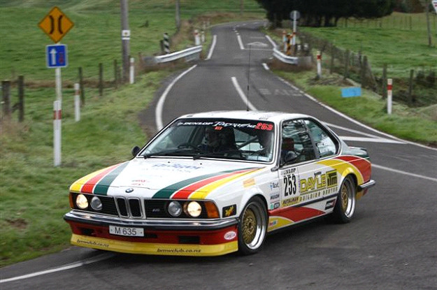 BMW 635csi Alpina: Review, Amazing Pictures and Images ...