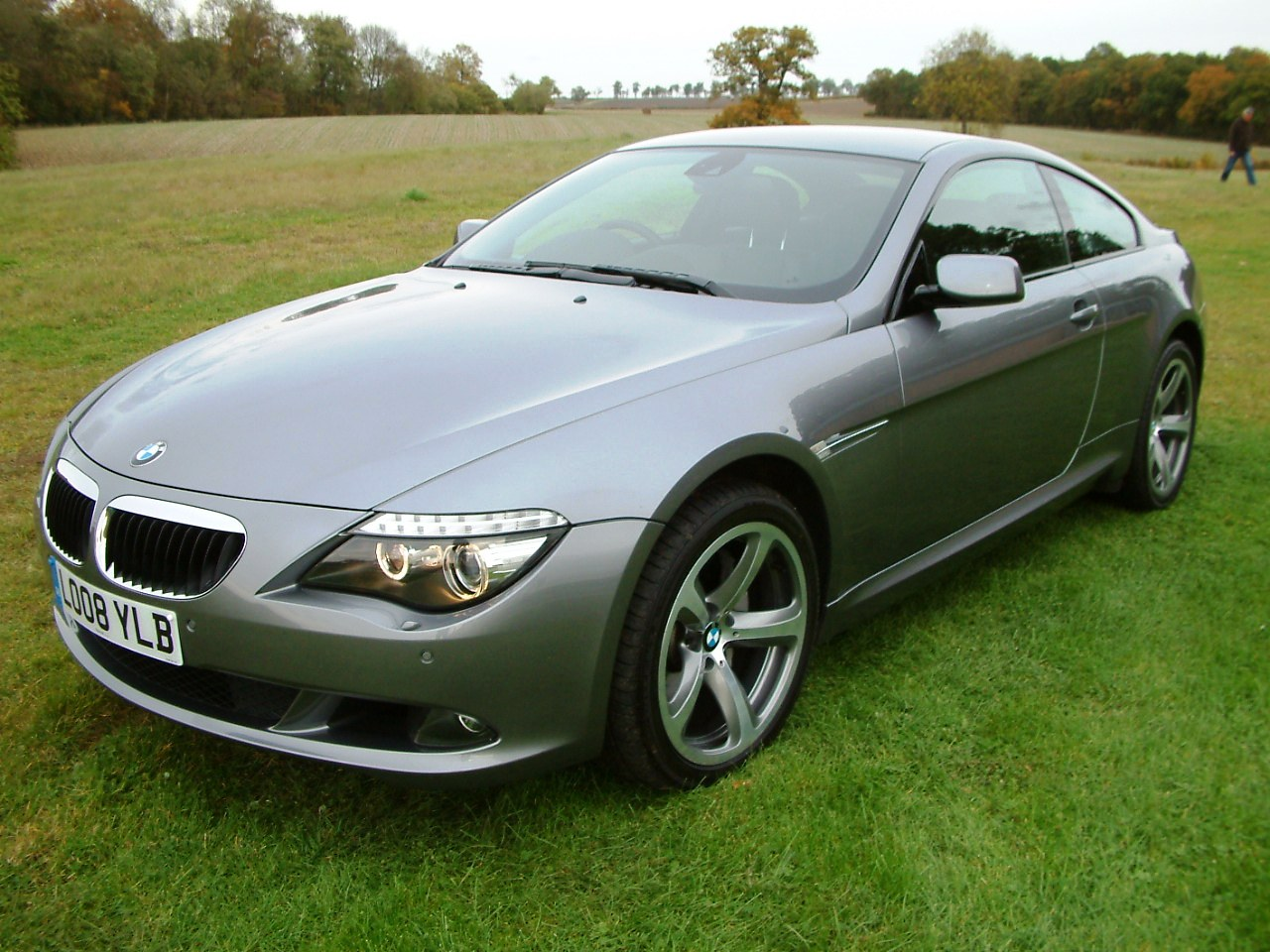 BMW 635d 2008: Review, Amazing Pictures and Images – Look at the car