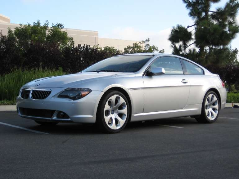 Bmw 645ci 2005 Review Amazing Pictures And Images Look
