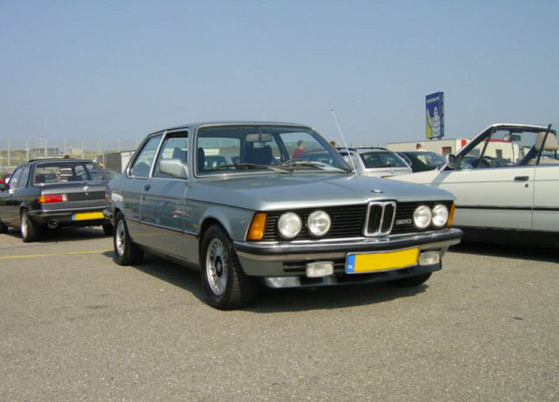 BMW 7-series 1980 photo - 1