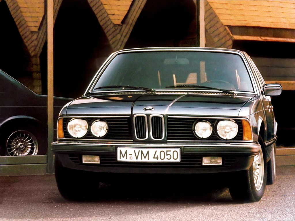 BMW 7-series 1980 photo - 4