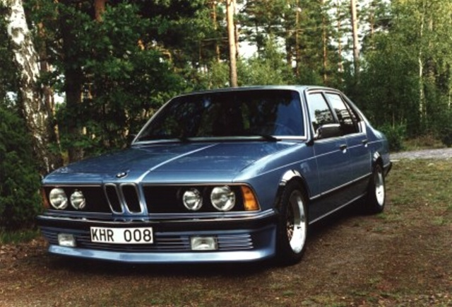 BMW 7-series 1980 photo - 7