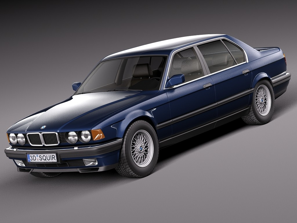 BMW 7-series 1994 photo - 10