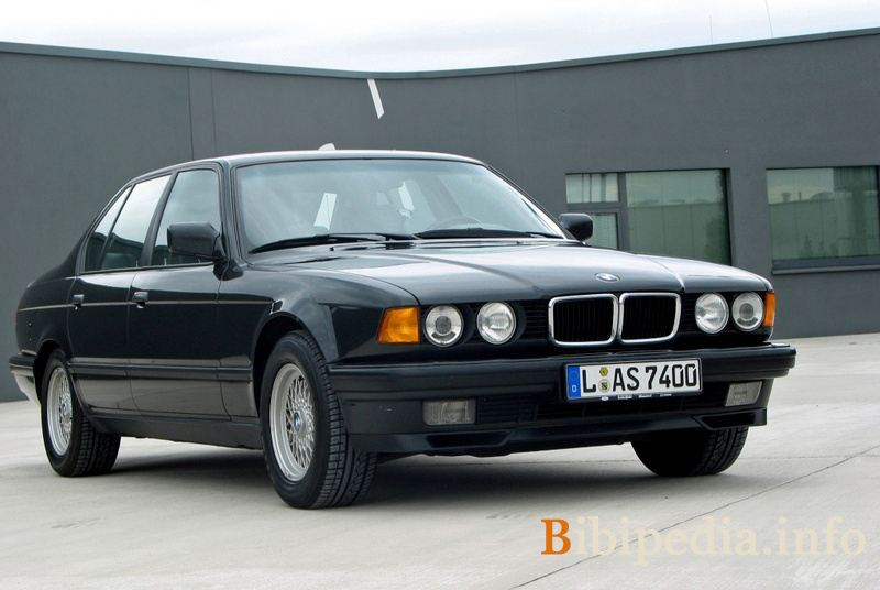 BMW 7-series 1994 photo - 3