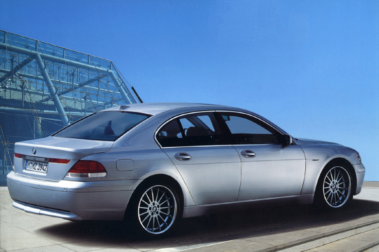 Bmw 7 Series 2003 Review Amazing Pictures And Images Look At The Car