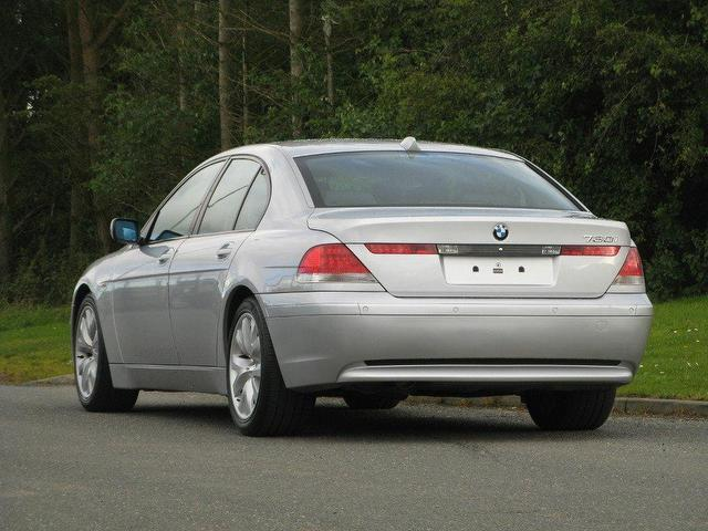 Bmw 7 Series 2004 Review Amazing Pictures And Images