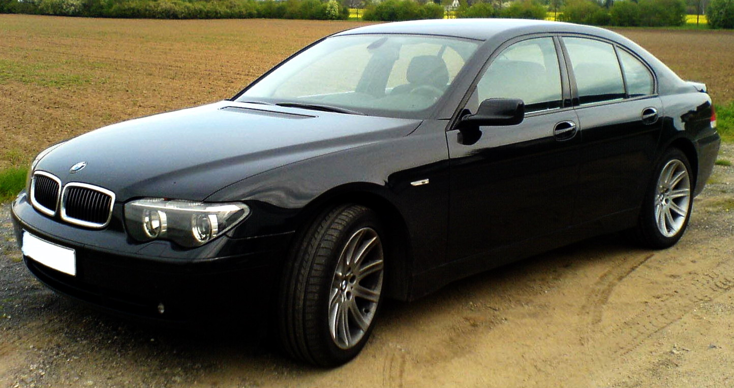 BMW 7-series 2005 photo - 10