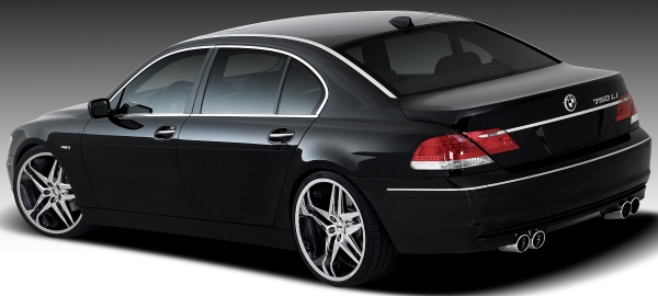 BMW 7-series 2007 photo - 2