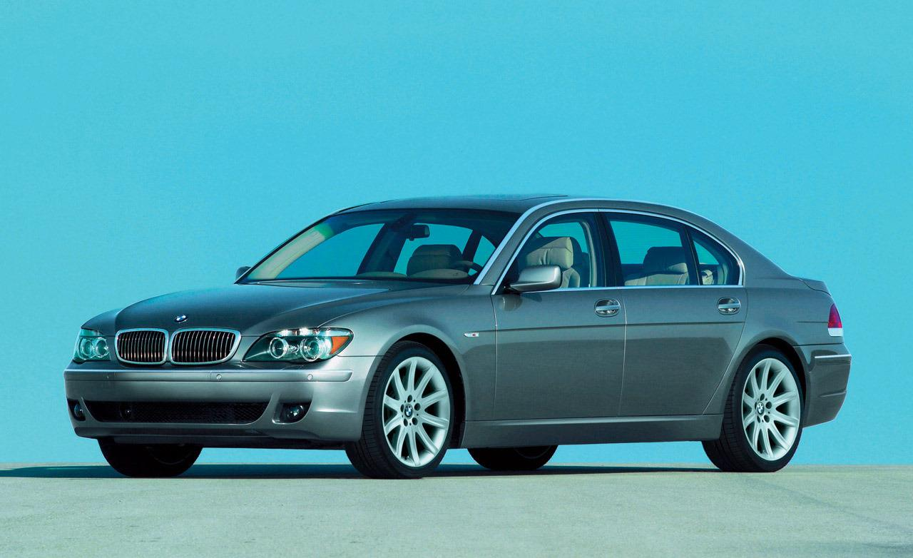 BMW 7-series 2008 photo - 7
