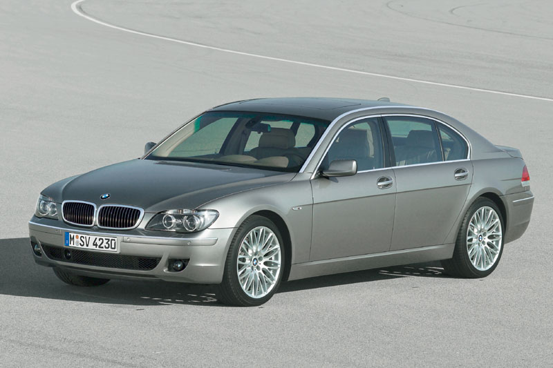 Bmw 730d 2007 Review Amazing Pictures And Images Look