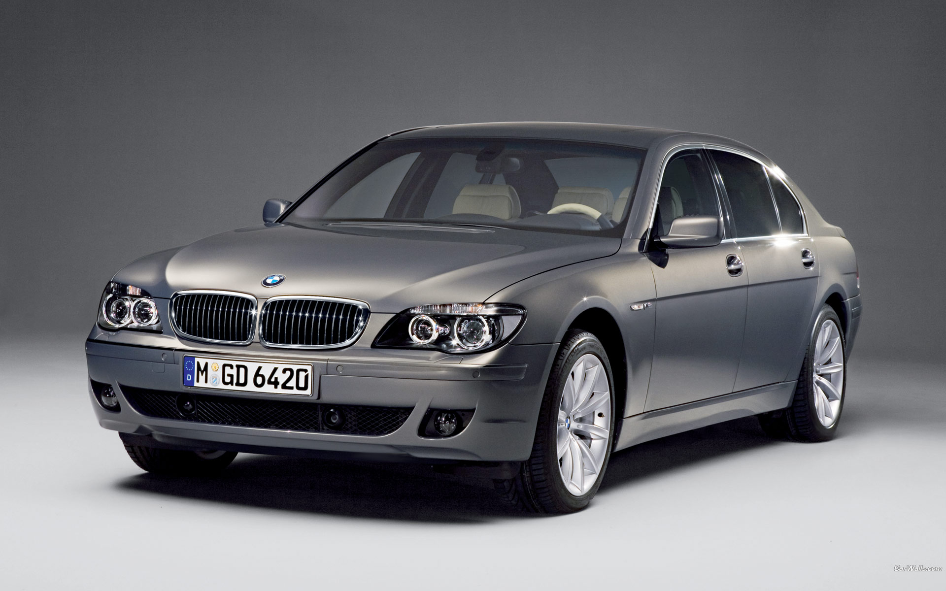 Bmw 730d 2007 Review Amazing Pictures And Images Look At The Car