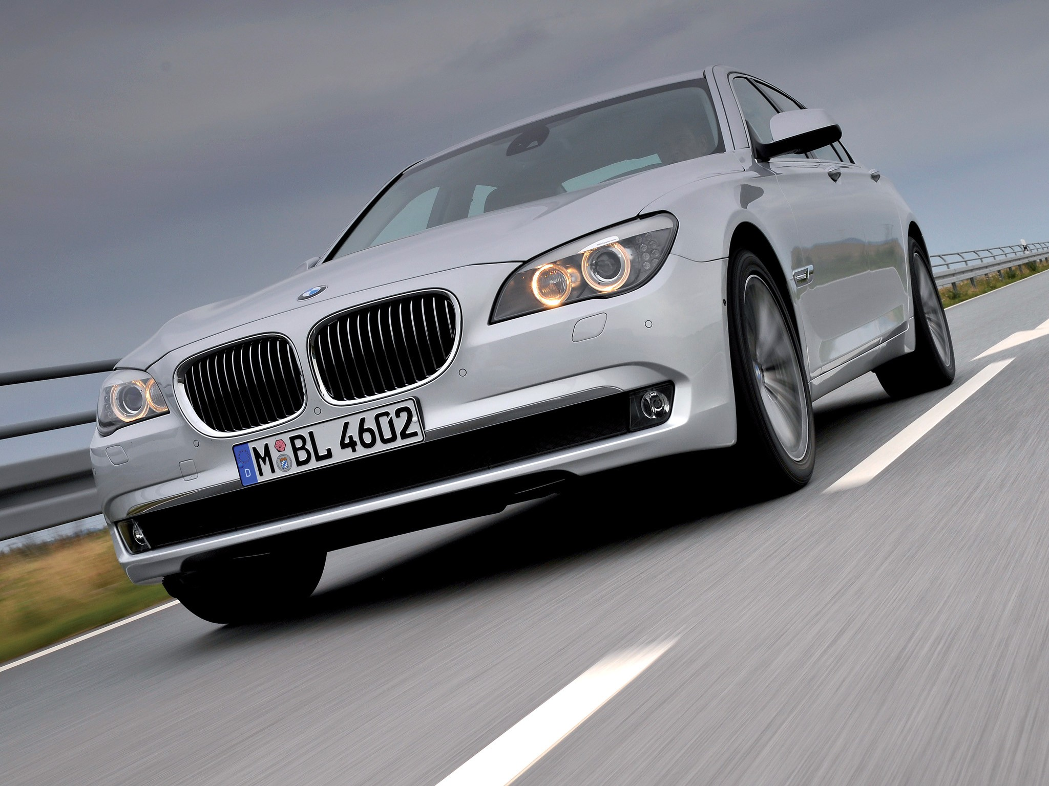 Bmw 730d 2008 Review Amazing Pictures And Images Look