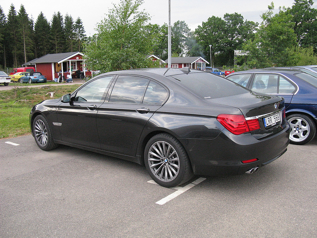 Bmw 730d 2012 Review Amazing Pictures And Images Look