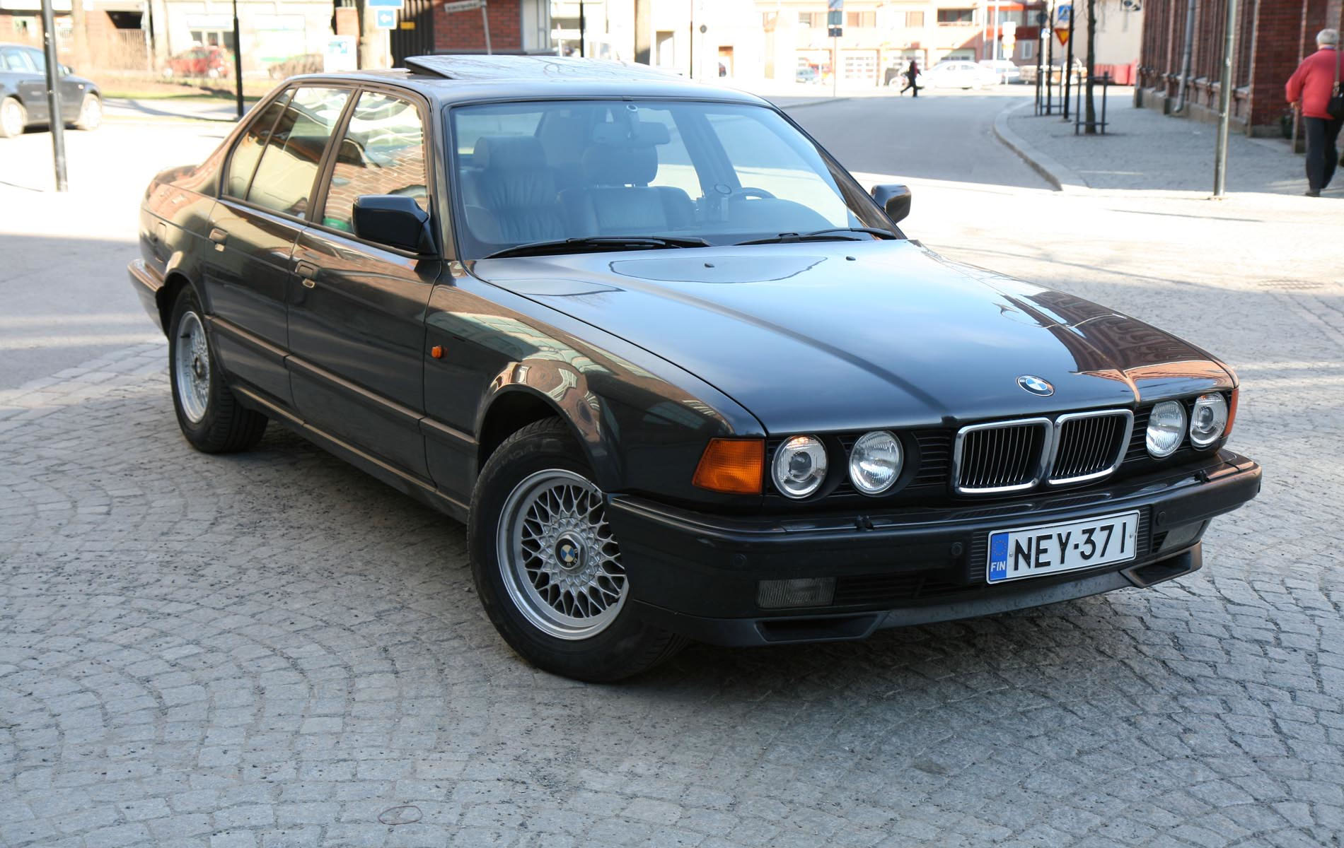 Bmw 730i 1995 Review Amazing Pictures And Images Look