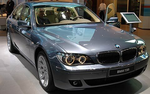 BMW I Review Amazing Pictures And Images Look At The Car - 730i bmw