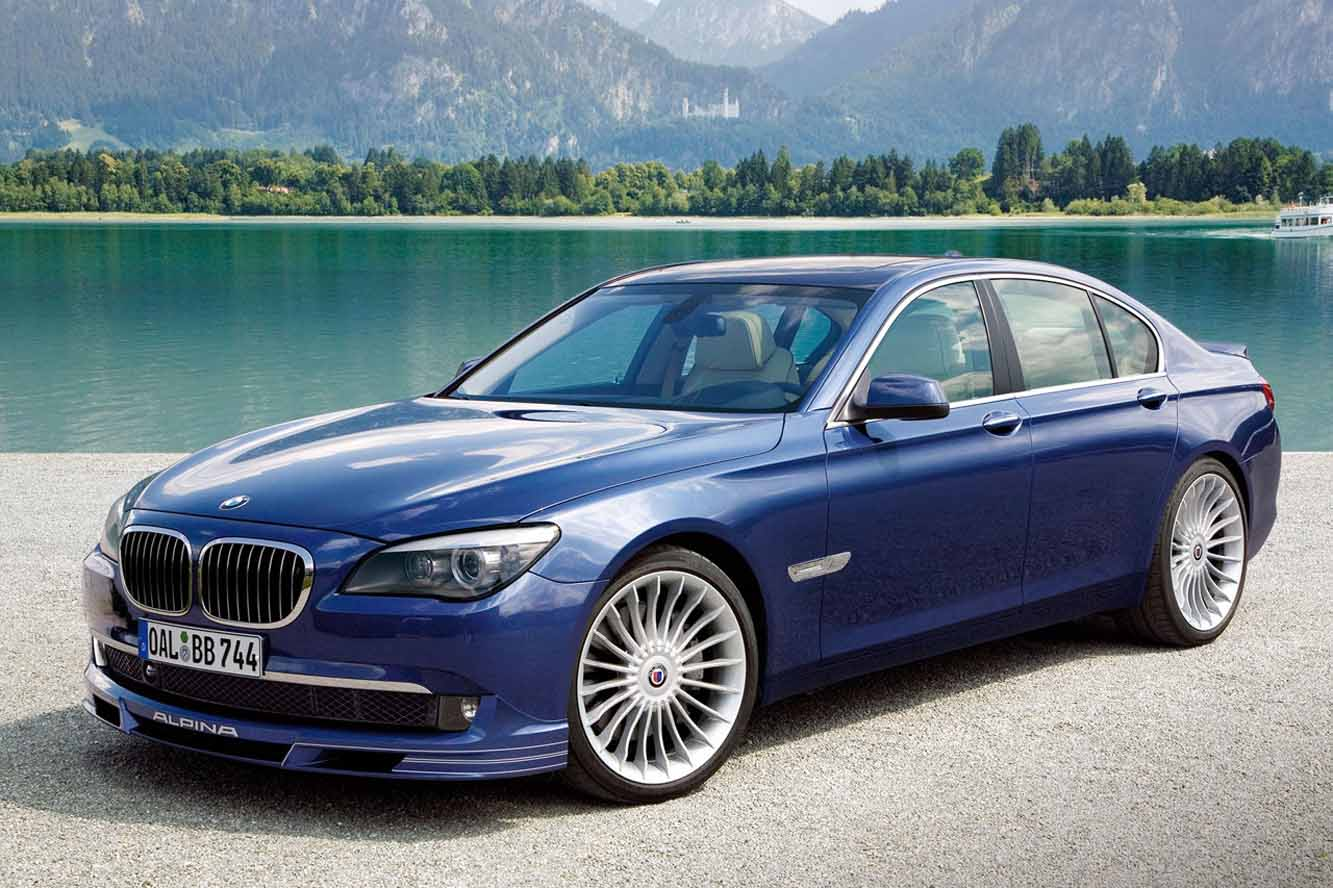 BMW I Alpina Review Amazing Pictures And Images Look At The Car - Bmw 750i alpina