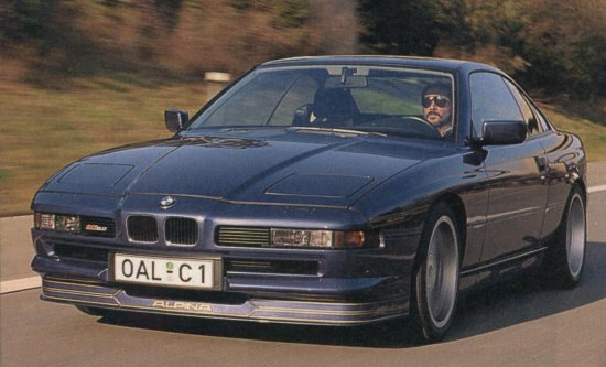 BMW 8 series Alpina photo - 4