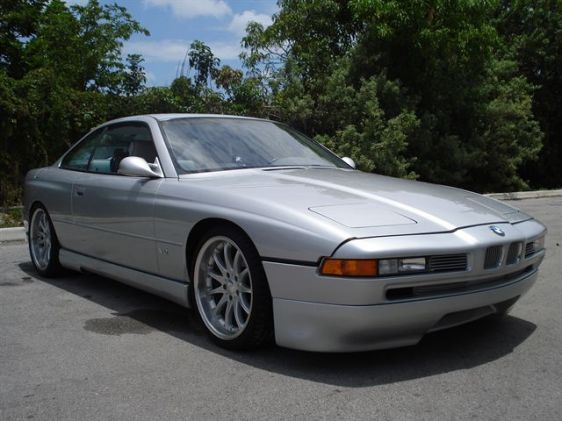 BMW 8 series Alpina photo - 7