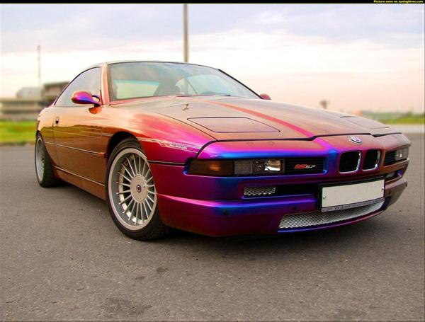 BMW 8 series Alpina photo - 8