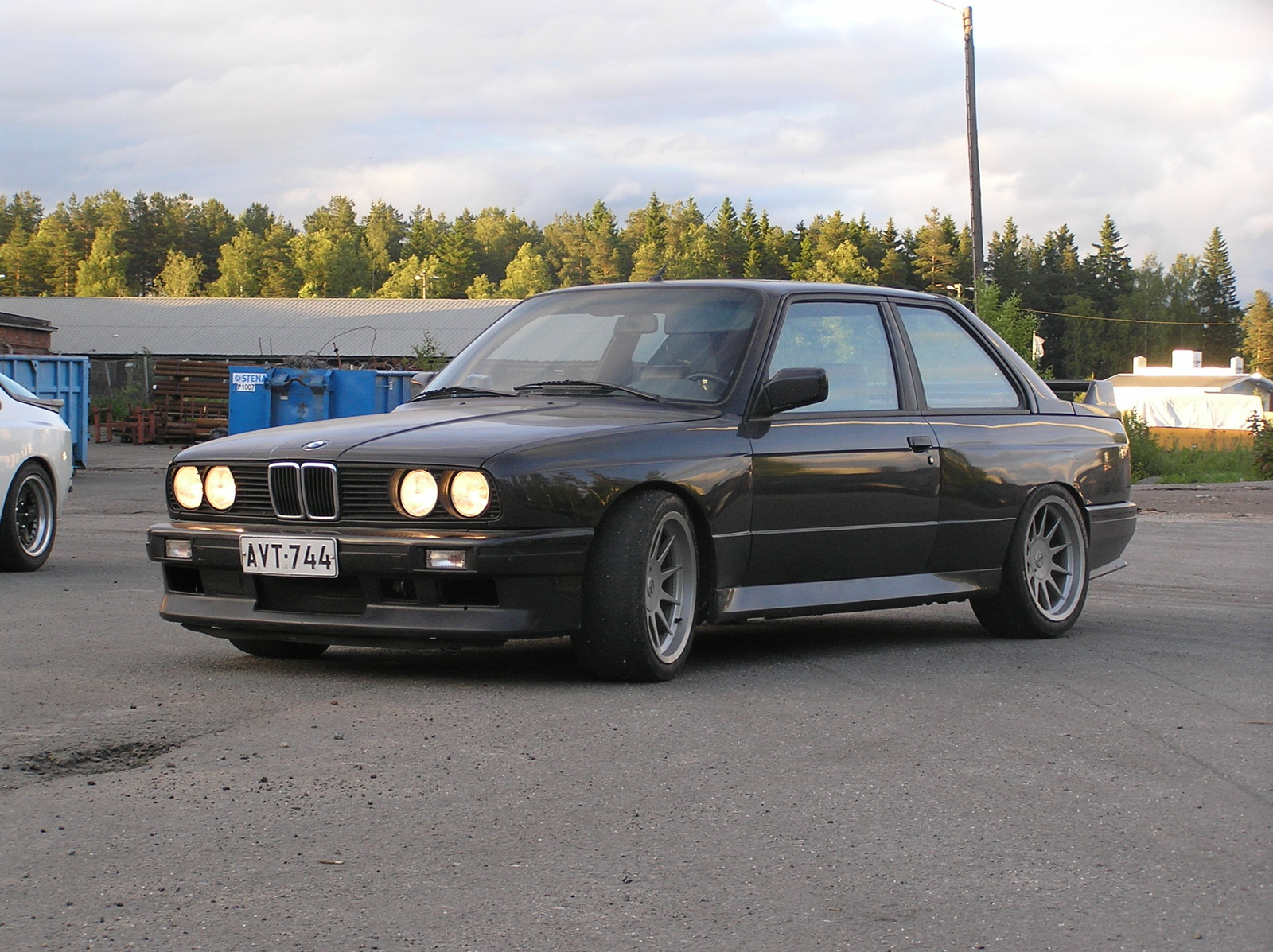 Bmw M5 1986 Review Amazing Pictures And Images Look At The Car