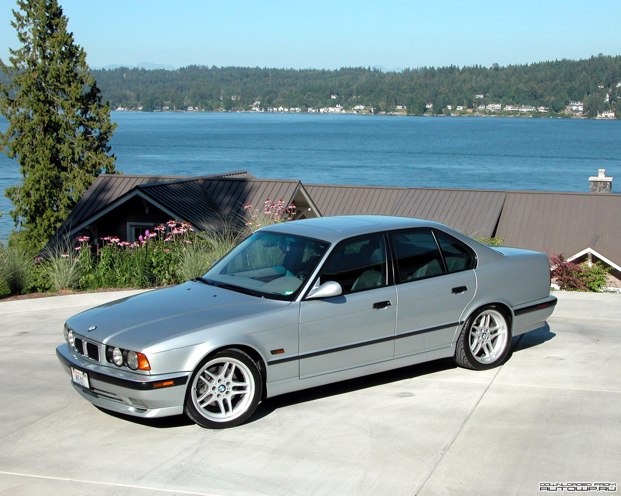 Bmw M5 1994 Review Amazing Pictures And Images Look At The Car