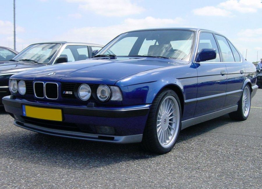 BMW M5 1995: Review, Amazing Pictures and Images – Look at the car