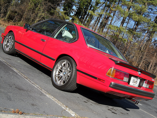 Bmw M6 1995 Review Amazing Pictures And Images Look At