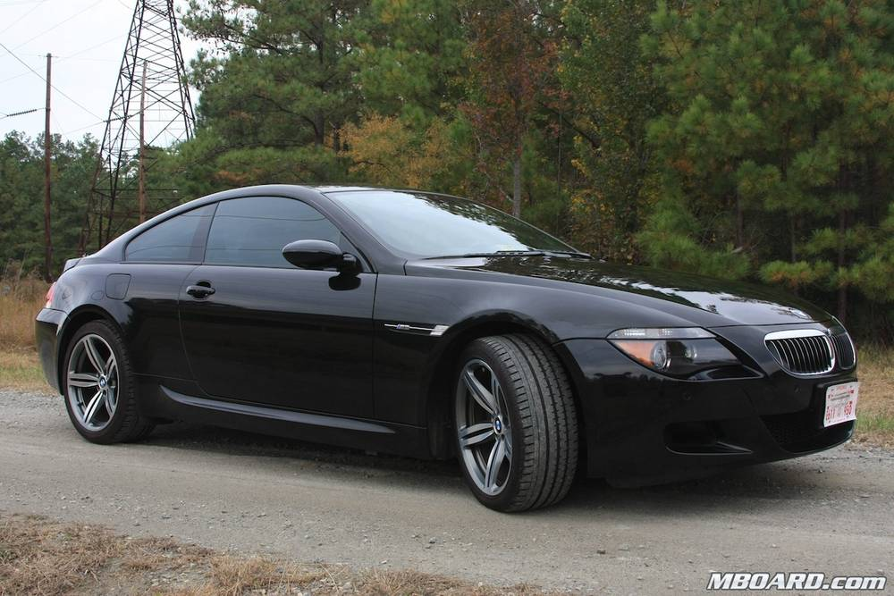 Bmw M6 2005 Review Amazing Pictures And Images Look At The Car