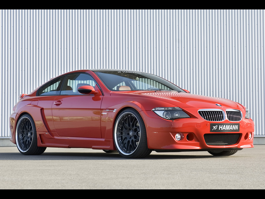 BMW M6 2007: Review, Amazing Pictures and Images – Look at the car