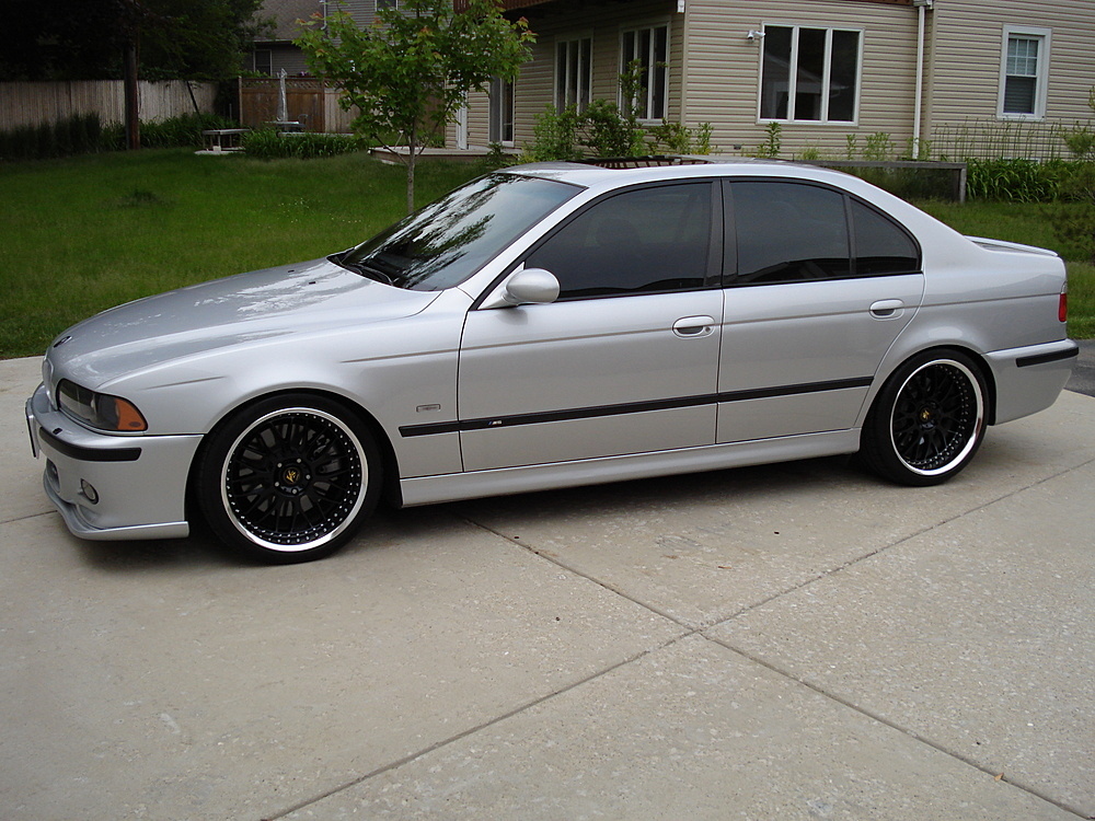 Bmw M7 2001 Review Amazing Pictures And Images Look At