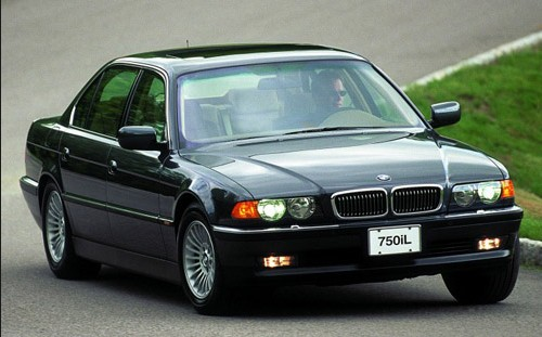Bmw M7 2006 Review Amazing Pictures And Images Look At