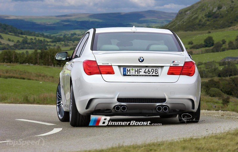 Bmw M7 2012 Review Amazing Pictures And Images Look At The Car