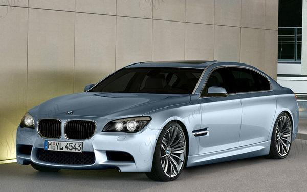 Bmw M7 2012 Review Amazing Pictures And Images Look At