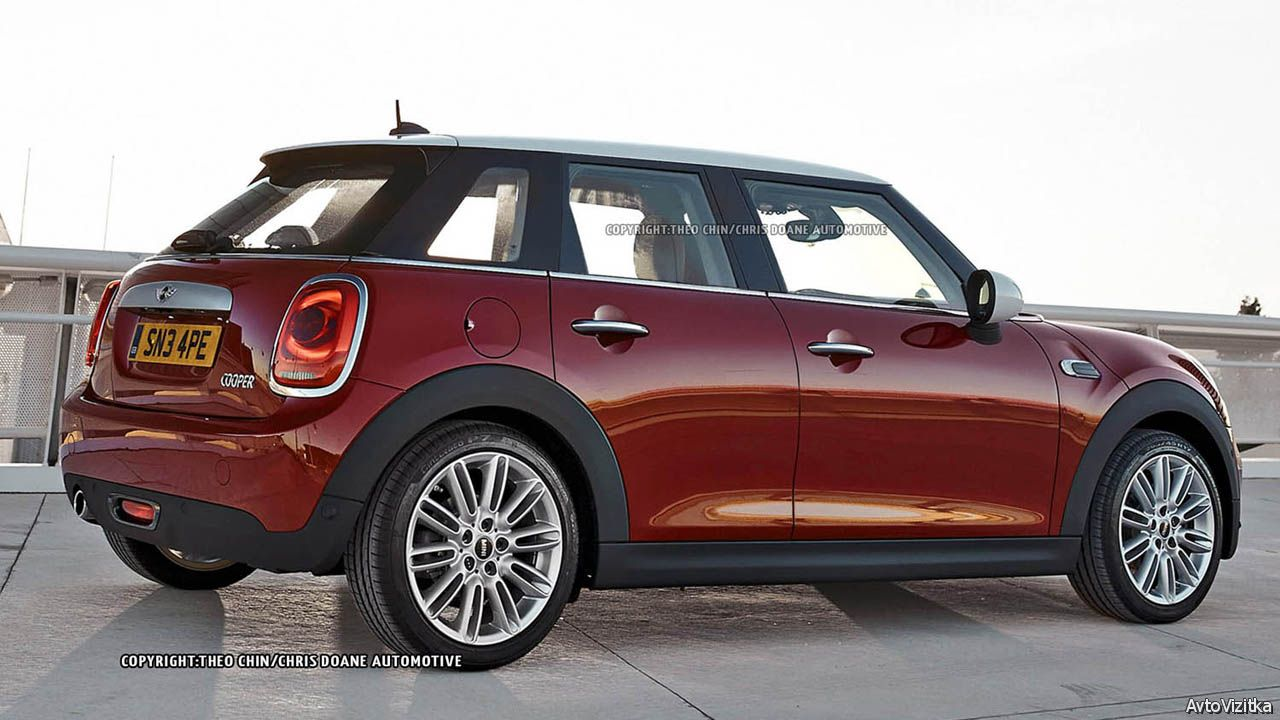 BMW Mini 2015 photo - 6