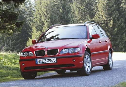 BMW Touring 2003 photo - 3