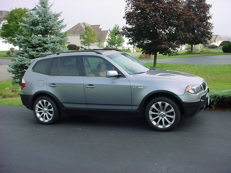 Bmw X3 2005 Review Amazing Pictures And Images Look At The Car