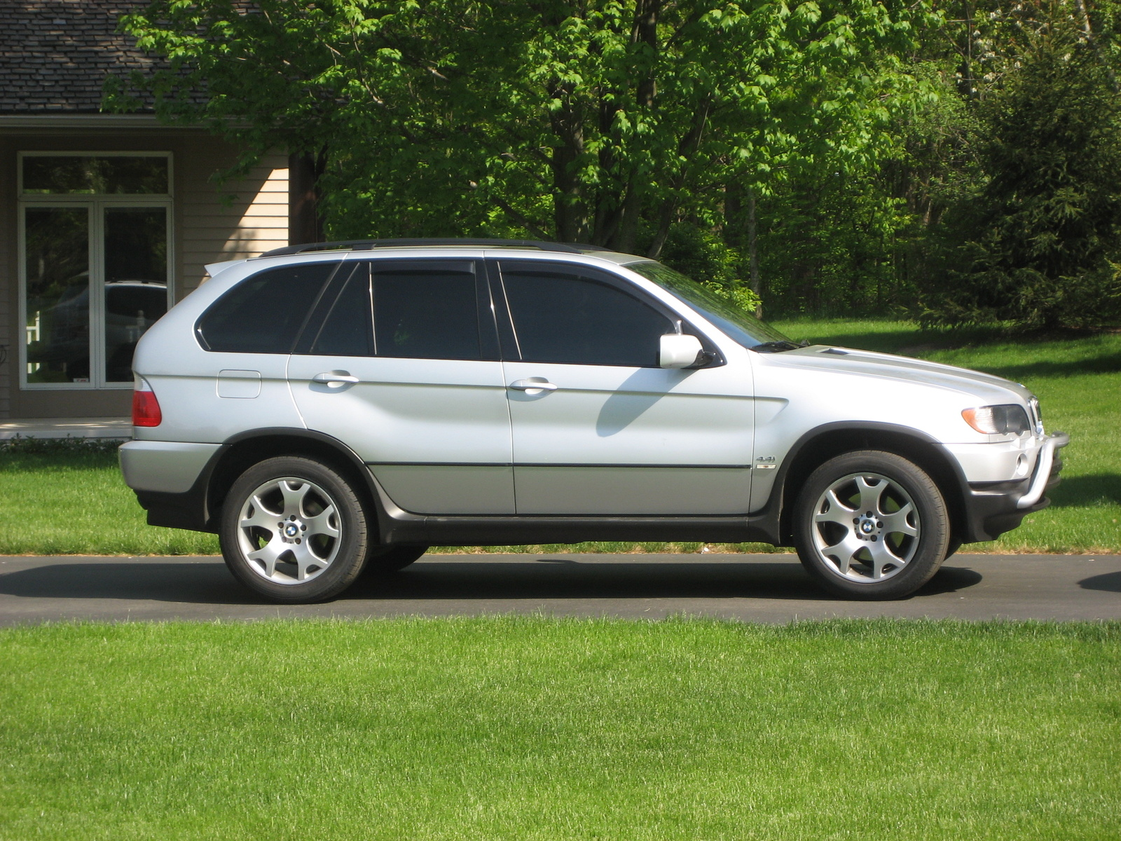 Bmw X5 2001 Review Amazing Pictures And Images Look At
