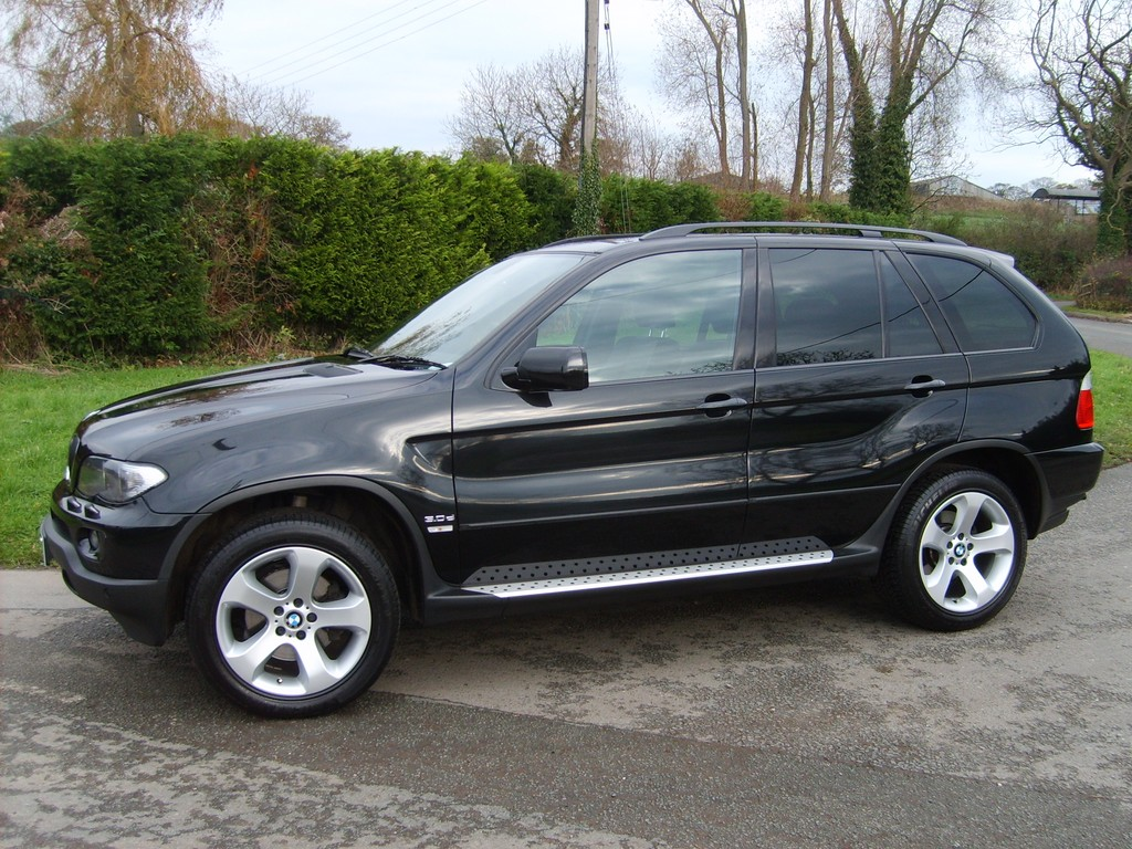 Bmw X5 2006 Review Amazing Pictures And Images Look At