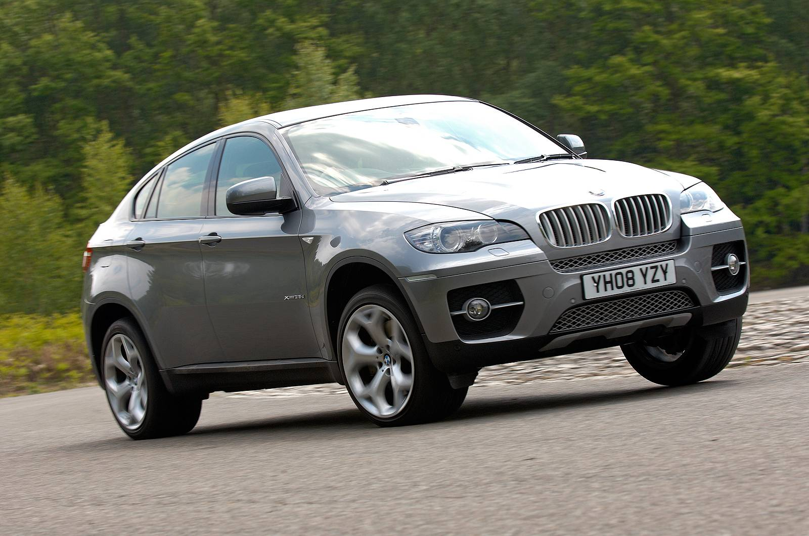 Bmw X6 2002 Review Amazing Pictures And Images Look At