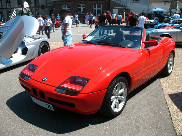 bmw z1 1991 review amazing pictures and images look at the car. Black Bedroom Furniture Sets. Home Design Ideas