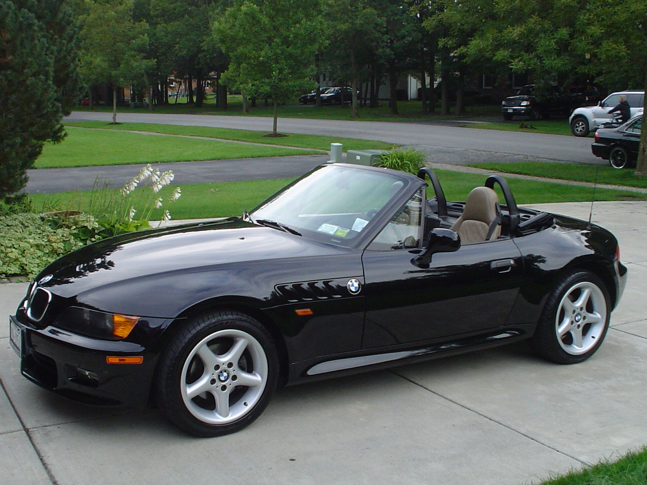 Bmw Z3 1998 Review Amazing Pictures And Images Look At