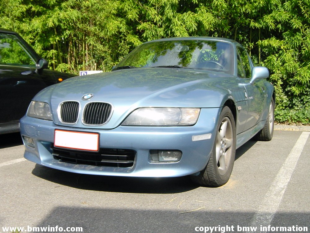 BMW Z3 2003: Review, Amazing Pictures and Images – Look at ...