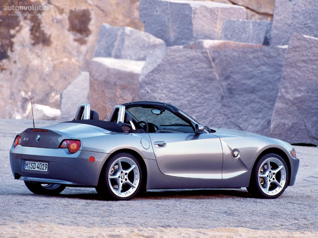 Bmw Z4 2002 Review Amazing Pictures And Images Look At