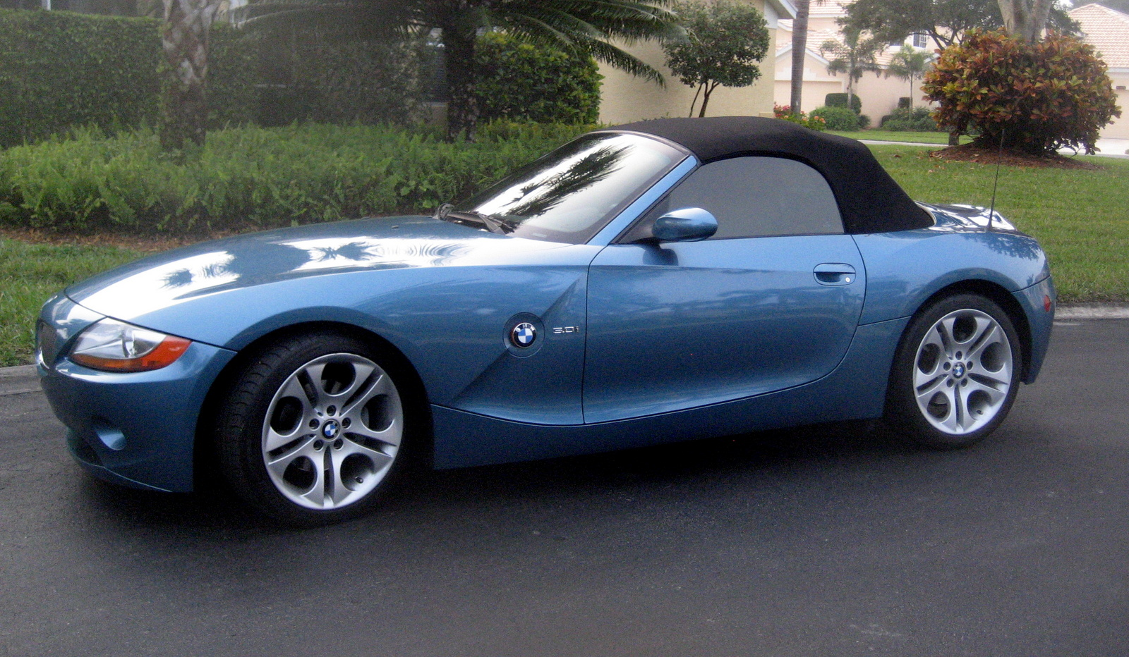 Bmw Z4 2003 Review Amazing Pictures And Images Look At