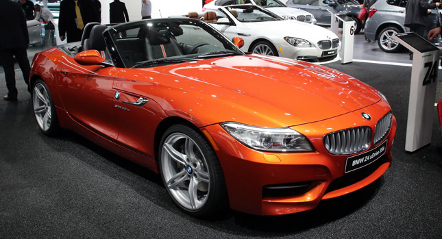 Bmw Z4 2013 Review Amazing Pictures And Images Look At