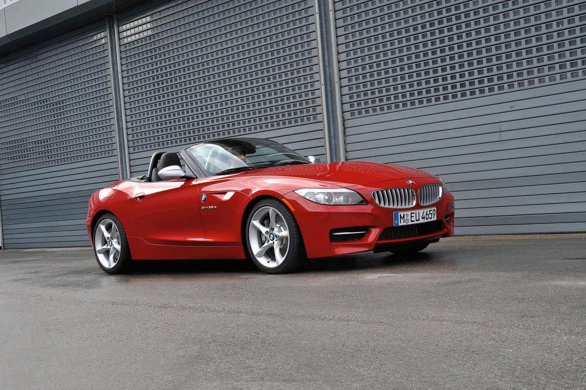 Bmw Z4 2015 Review Amazing Pictures And Images Look At